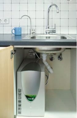 Filtros de ósmosis para el agua de tomar y cocinar