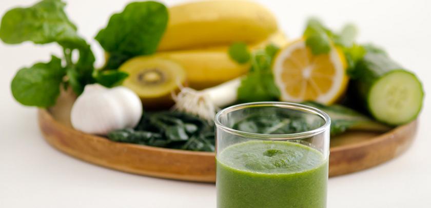 Dieta alcalina para limpiar el cuerpo después de las vacaciones