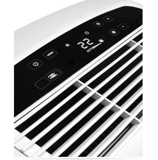 aire acondicionado portatil termostato temperatura