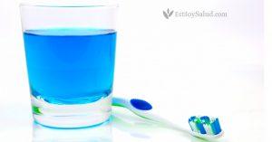 agua fluorada